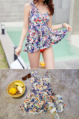 <b>Lolita Swimsuit [2PCS]</b>