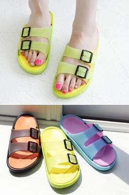 <b>Scouse Neon Slippers</b>