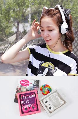 <b>Neko Mimi Headphones</b>