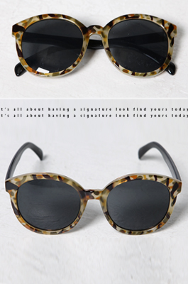 <b>Millie ontap Sunglasses [3765]</b>