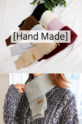 <b>[Hand Made] Basic pretzel shawl</b>