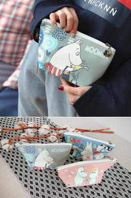 <b>Moomin picnic Pouch</b>