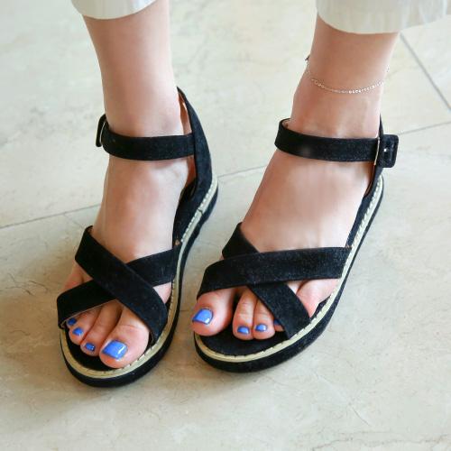 <b>Xcross Sandals</b>