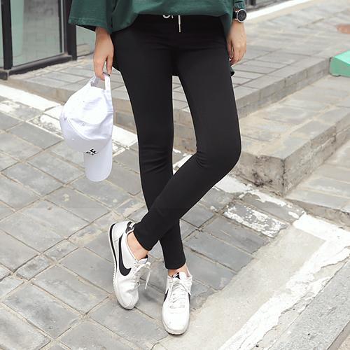 Trade shibori leggings pants