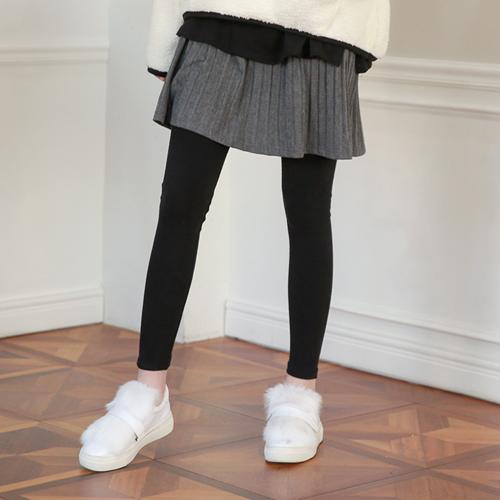 <b>Fitzsch wrinkled pleated skirt leggings</b>