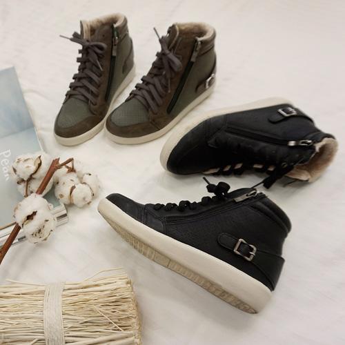 <b>Cherny Mink HightopsShoes</b>
