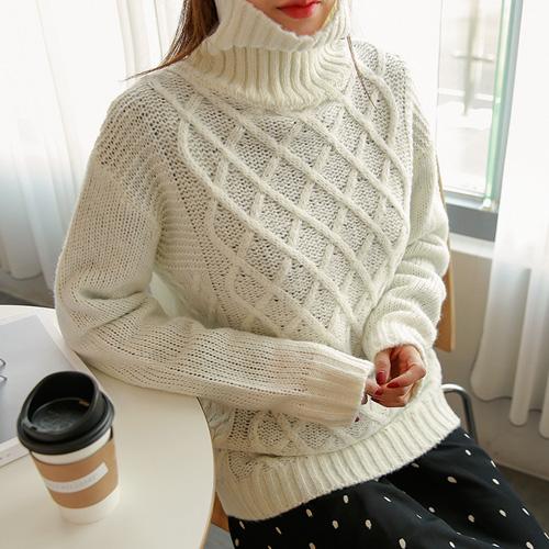 <b>Melissa Twiddle Pola knit</b>