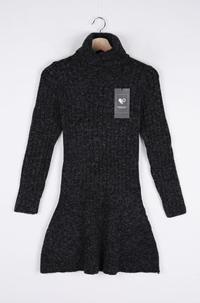 <b>[SAMPLE SALE] Paula line Knit Dress</b>