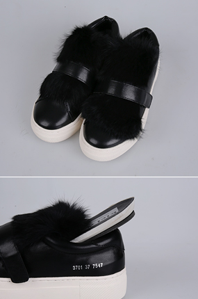 <b>[SAMPLE SALE] Heros Fur Shoes</b>