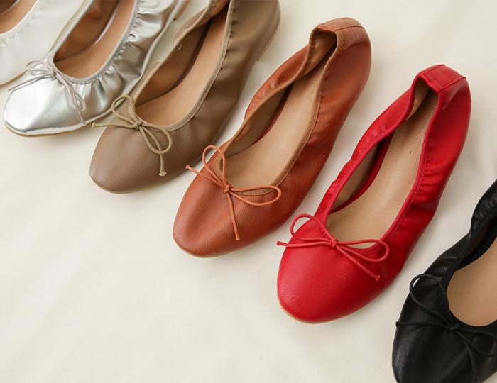 <b>Wendy bowknot FlatShoes</b>