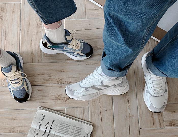 <b>Vernal Ugly Sneakers (4cm)</b>