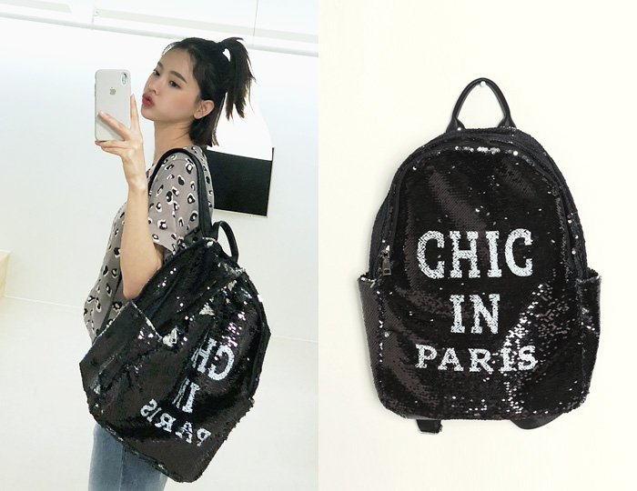 <b>chic Spangle BackPack</b> <br><br> <font color=red>[Book Sales] 4/25 Sequential Shipping</font> </br>