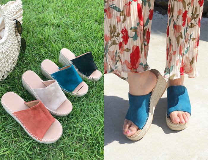 <b>Espadu Height increase Slippers (7cm)</b>