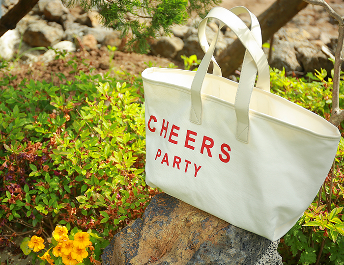 <b>[SET] CHEERS Pouch + Eco Bag Set</b>