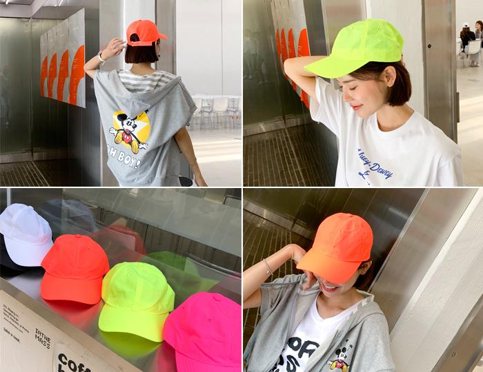 <b>Summer neon waterproof ball-cap</b>