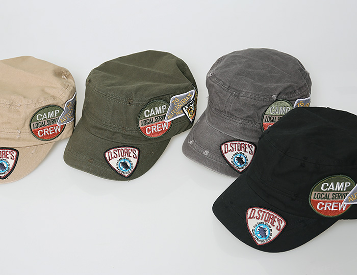 <b>Roduke patch military cap-cap</b>