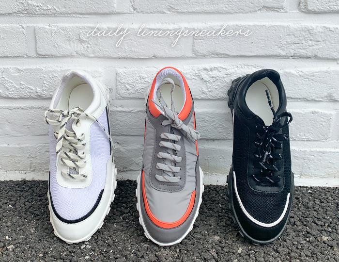 <b>Lining Sneakers</b>