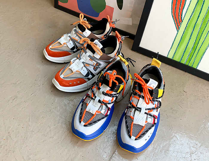 <b>Ugly Color Sneakers</b>