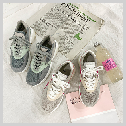 <b>Double Ugly Sneakers</b>