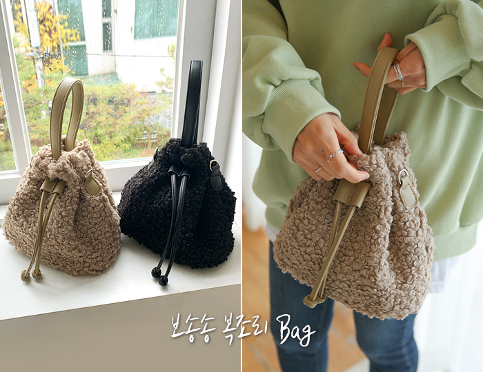<b><1 person only purchase> Dumble Demolished Bag</b>