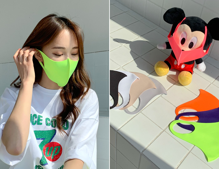 <b>3D Stereoscopic Functional Mask</b>