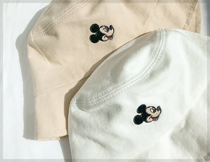 <b>Hit Mickey cotton bucket-hat</b>