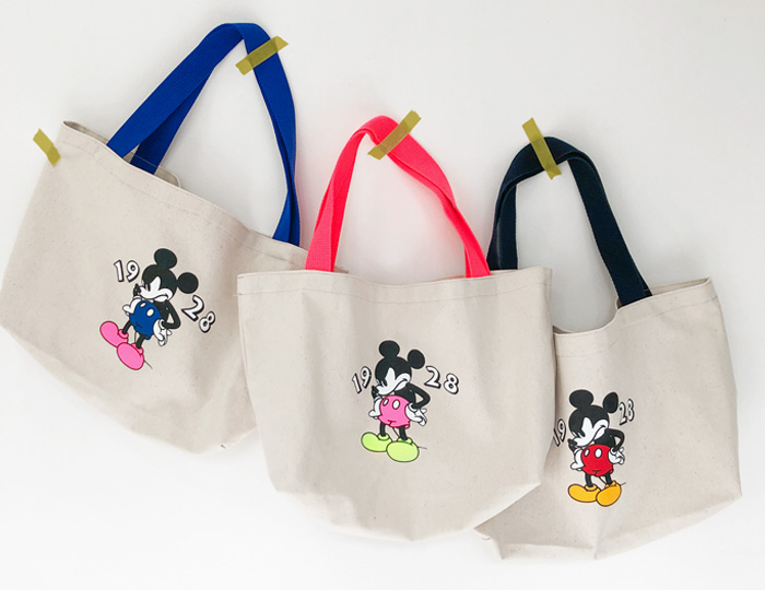 <b>Wide Mickey Eco-Bag</b>