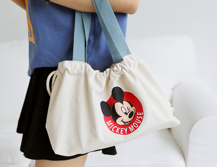 <b>Bucket List Mickey Eco-Bag</b>